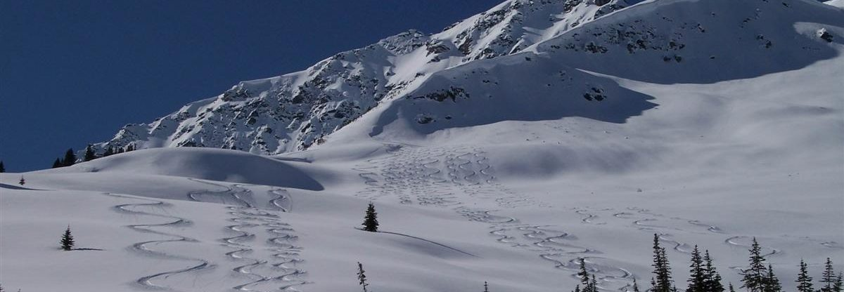 Backcountry Ski Touring