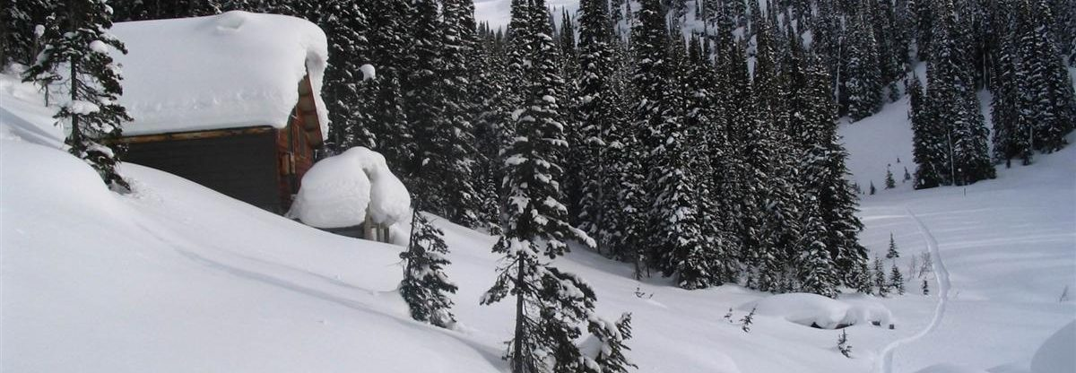 Swift Creek Cabins Valemount BC