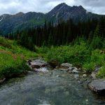 Swift Creek Backcountry Cabins near Valemount BC