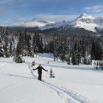 Skiing in Sun Bowl
