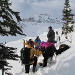 ski touring dave henry